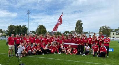 Latvijas jaunieši uzvar Baltijas U18 komandu čempionātā vieglatlētikā
