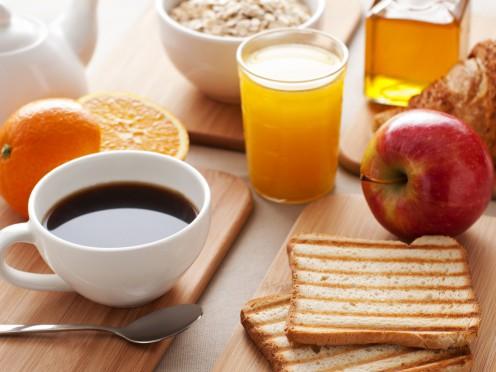 Brokastis jābauda, kad gribas, nevis spiestā kārtā