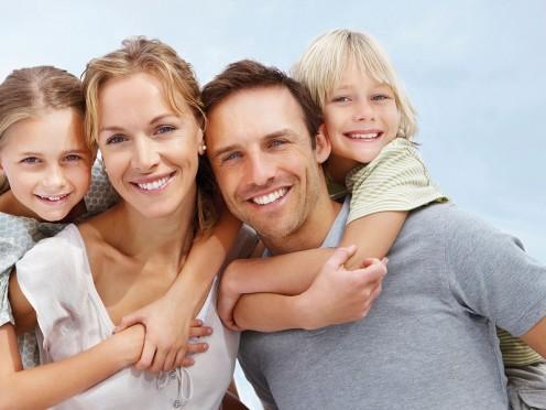 Tikai laimīgiem vecākiem var izaugt laimīgi bērni!