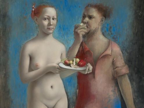 No 25. februāra līdz 2. aprīlim Kuldīgas Mākslas namā būs skatāma Pauļa Postaža gleznu izstāde