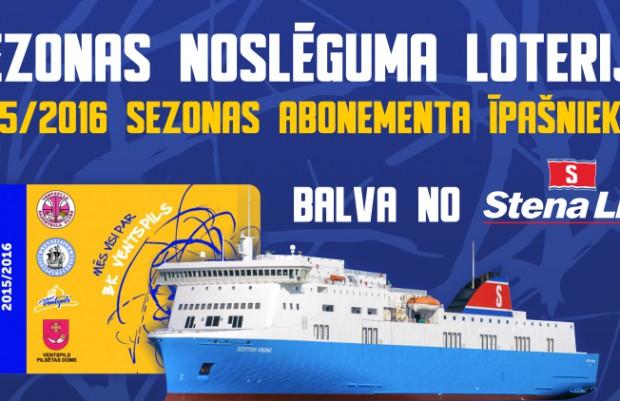 Abonementa īpašniekiem iespēja laimēt braucienu uz Zviedriju