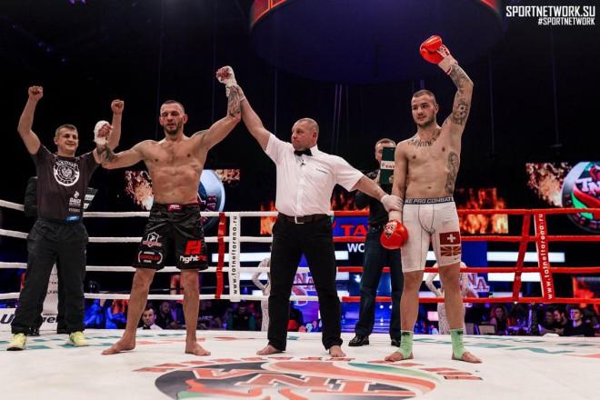 Kikbokseris Makarenko Krievijā uzvar šveicieti Stafanovski