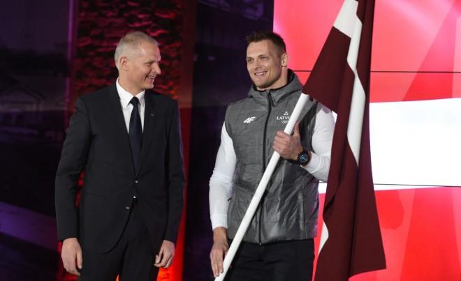 Latvijai Phjončhanā būs 40 (!) medaļas