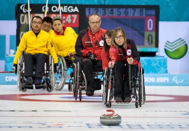 Paralimpisko spēļu ratiņkērlinga turnīrā komandu pieaugums