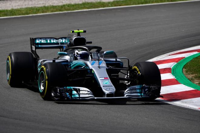 Barselonā noslēdzas F1 testi, ātrākais rezultāts Botasam