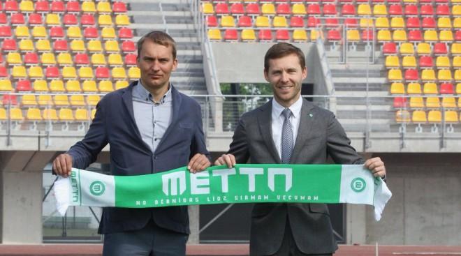 """Oficiāli: """"Metta""""/LU no skolas laukuma pārcelsies uz """"Daugavas"""" stadionu"""