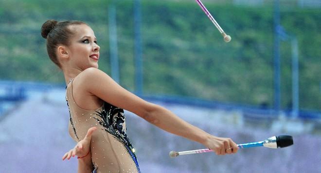 Mākslas vingrotājas Eiropas čempionātā startēs ar Rīgas domes atbalstu