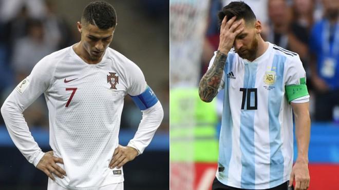 Karikatūras: Maradona un Pele cepina Ronaldu un Mesi, Kasiljass labāks nekā De Hea