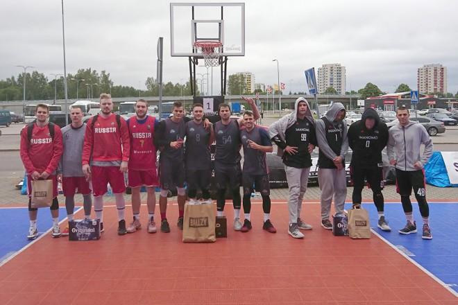 """""""LSA"""" 3x3 basketbolisti brauks uz Tallinu cīnīties par ceļazīmi uz FIBA Pasaules tūri"""