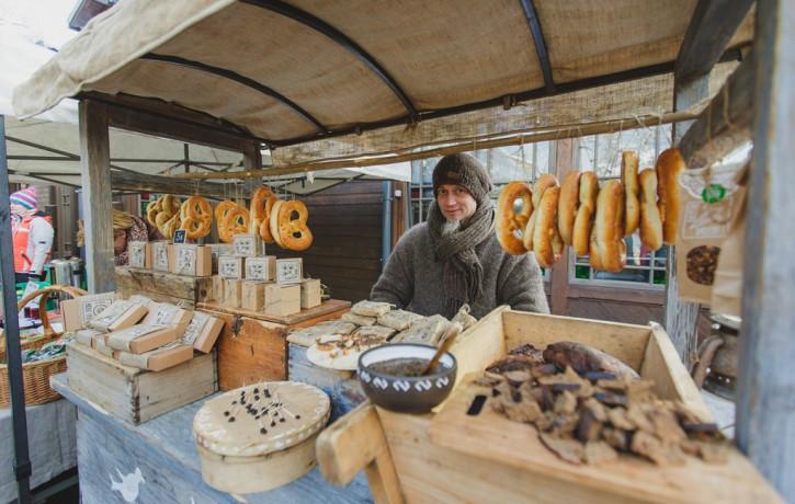 4. novembrī Kalnciema kvartālā notiks Mārtiņdienas tirgus