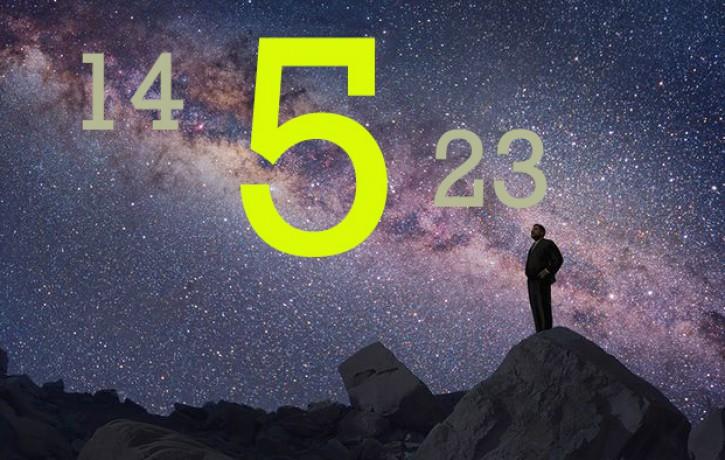Numeroloģiskais raksturojums tiem, kas dzimuši 14., 5., 23. datumos