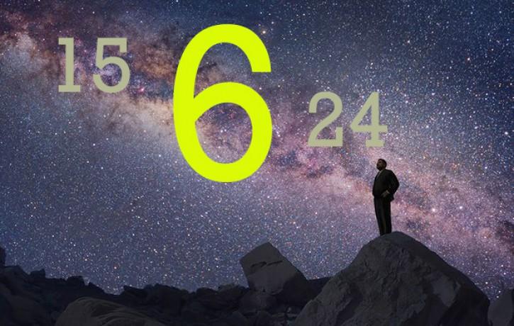Numeroloģiskais raksturojums tiem, kas dzimuši 15., 24., 6. datumos