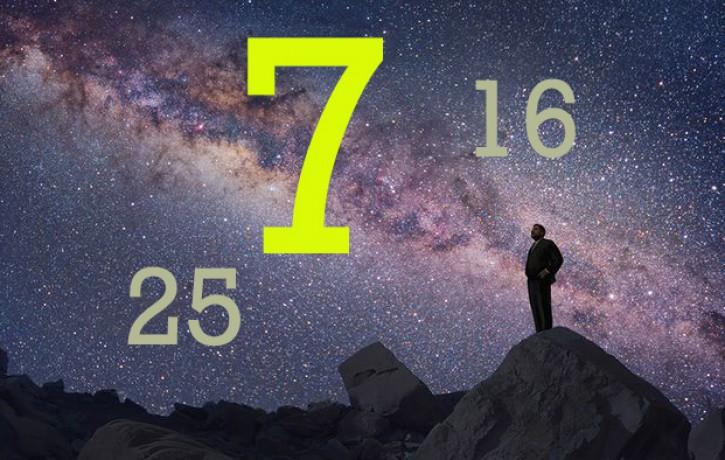Numeroloģiskais raksturojums tiem, kas dzimuši 16., 25. un 7. datumos