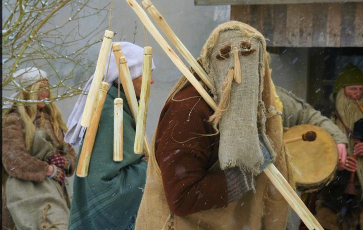 Brīvdabas muzejs ielūdz uz jestrām Meteņa svinībām