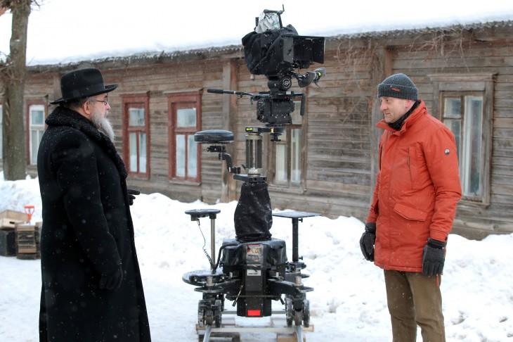 Noslēdzies pirmais posms Viestura Kairiša jaunās filmas uzņemšanā