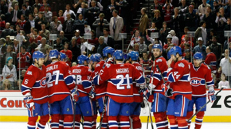 "Monreālas ""Canadiens"" Foto: AP"