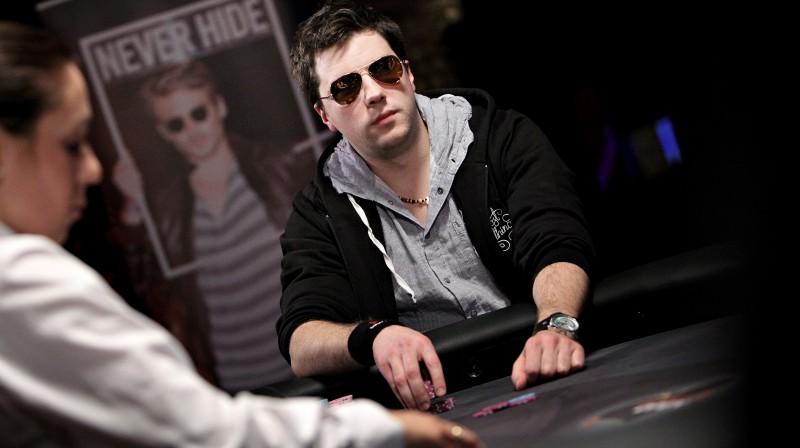 Latvijas pokera čempions Māris Keirišs