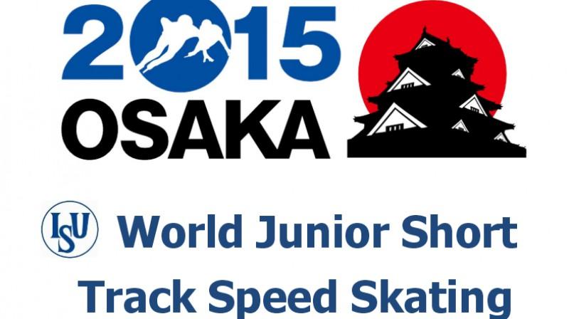 Pasaules junioru čempionāts šorttrekā  Foto: isu.org