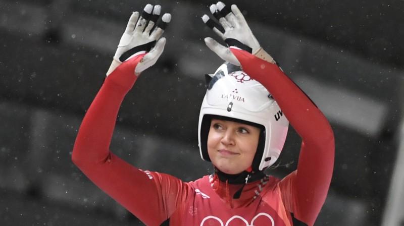 Ulla Zirne. Foto: AFP/Scanpix