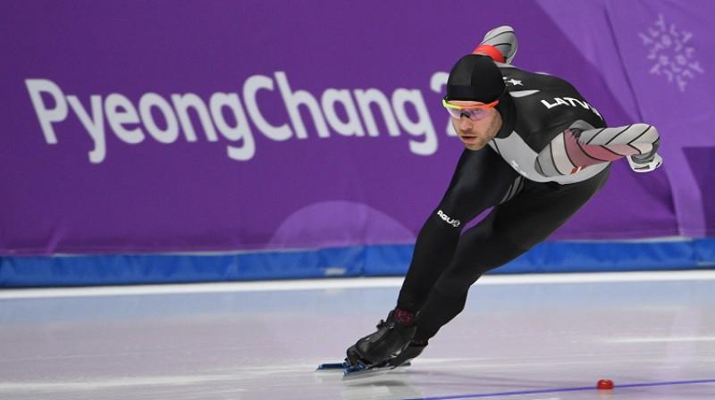 Haralds Silovs: ceturtā vieta 1500 metru distancē Foto: Romāns Kokšarovs, f64