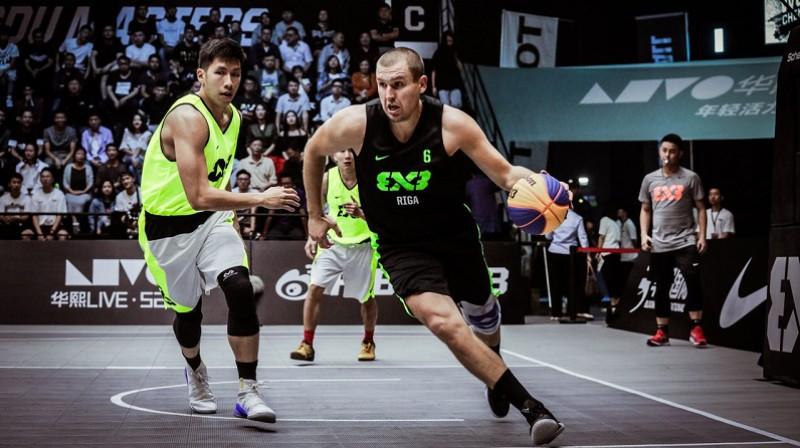 Edgars Krūmiņš. Foto: FIBA