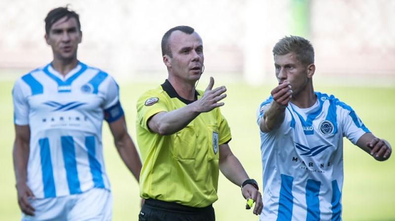 Dmitrijs Naļivaiko. Foto: Riga FC