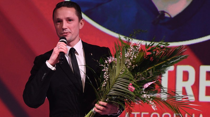 Andris Treimanis. Foto: Romāns Kokšarovs/f64