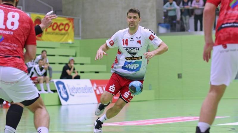 Māris Veršakovs Foto: TGS Pforzheim