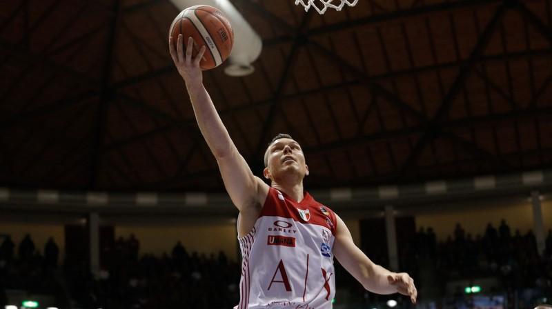 Dairis Bertāns/ Foto: Olimpia Milano