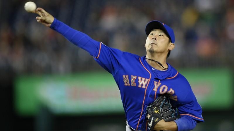 Daisuke Matsuzaka Foto: AP/Scanpix
