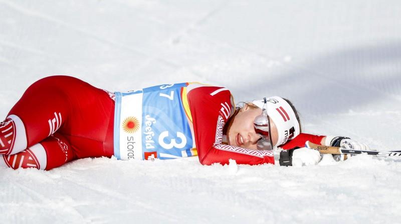 Patrīcija Eiduka. Foto: Parkkinen/Newspix24/SIPA/Scanpix