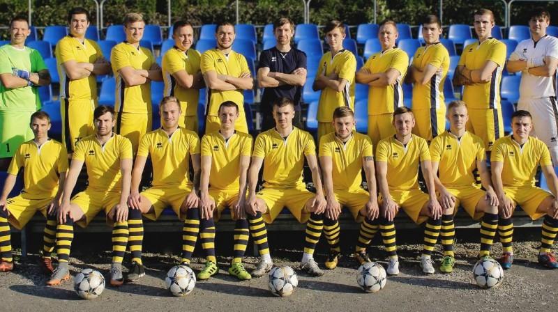 """Foto: FK """"Salaspils"""""""
