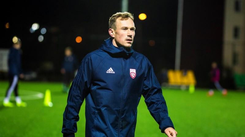 Aleksejs Višņakovs. Foto: LFF