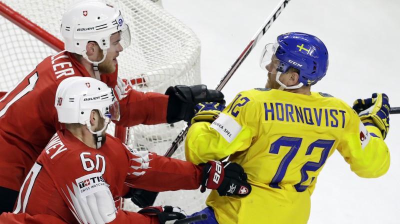 Patriks Hērnkvists. Foto: Reuters/Scanpix