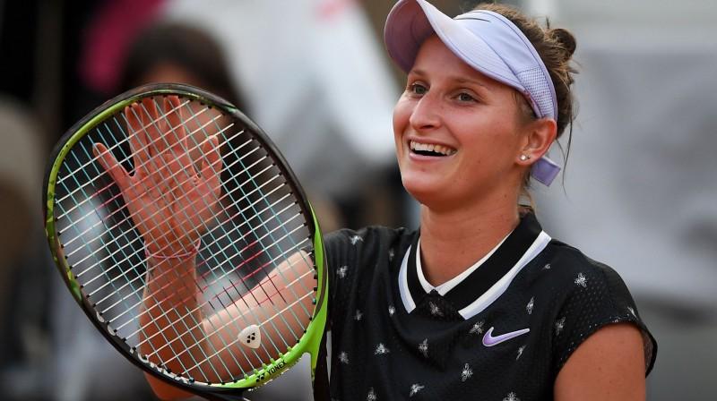Marketa Vondrušova. Foto: AFP/Scanpix