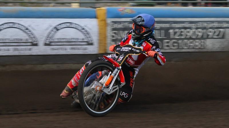 Andžejam Ļebedevam divas svarīgas uzvaras braucienos pārī ar Fredriku Lindgrenu un komandai - uzvara.