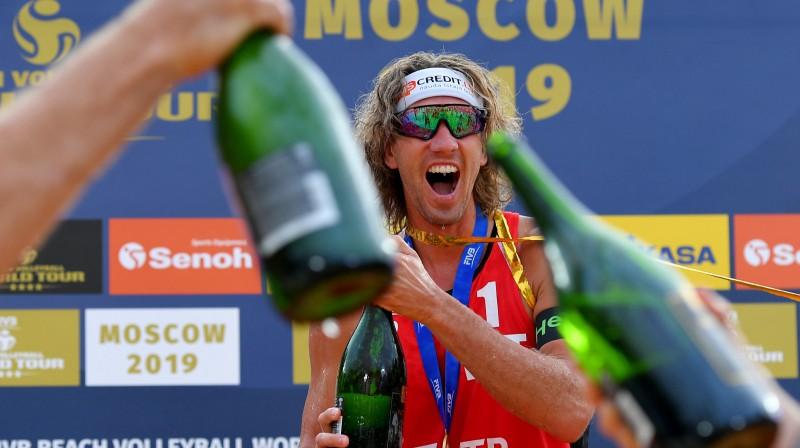 Aleksandrs Samoilovs. Foto: Sputnik/Scanpix