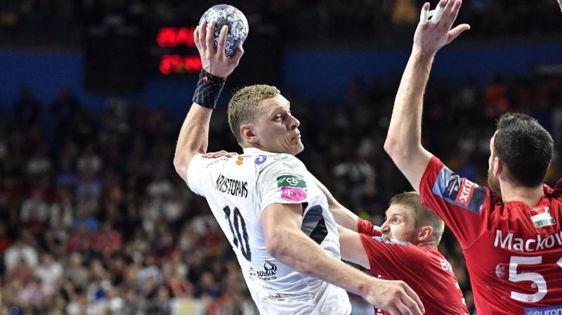 Dainis Krištopāns. Foto: AP / Scanpix