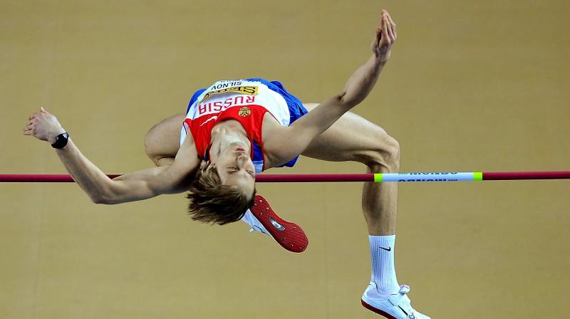 Andrejs Siļnovs. Foto: AFP/Scanpix