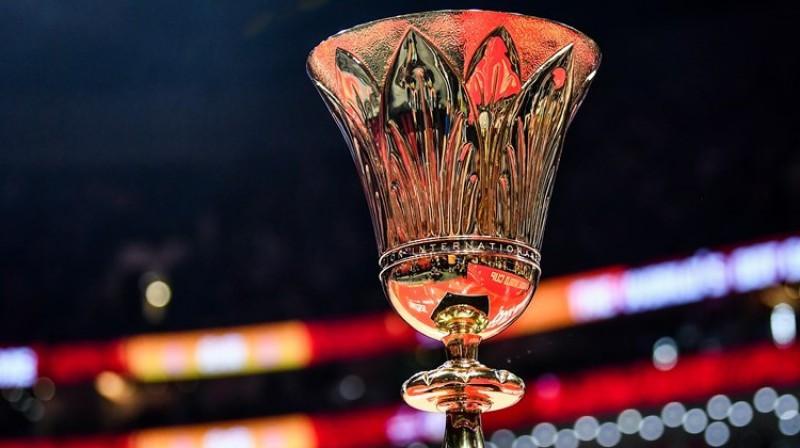 Pasaules kauss. Foto: FIBA