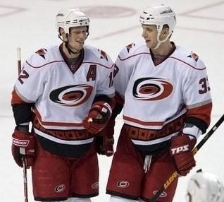 Stāls, Flerī, Nešs - labākie NHL