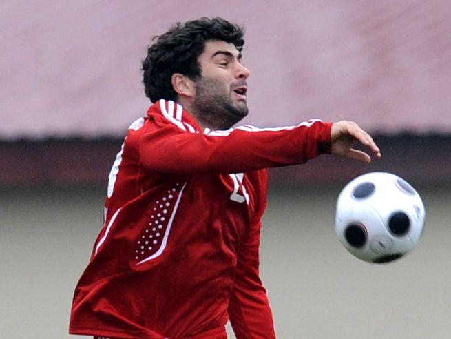 """""""Skonto"""" uzbrucējs Dvališvili pievienojies Izraēlas čempioniem"""