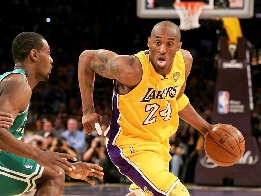 """NBA finālsēriju ar uzvaru sāk """"Lakers"""""""