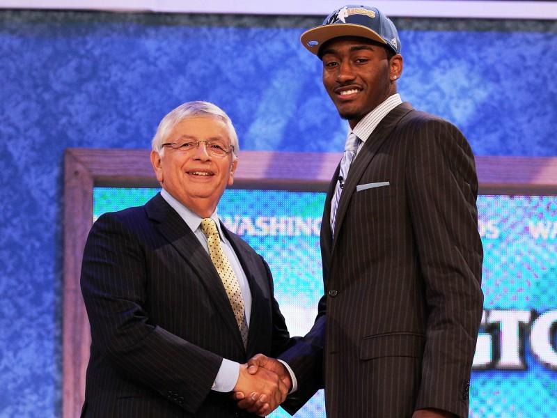 """NBA draftā pirmo izvēlas Volu, """"Warriors"""" tiek pie Judo"""