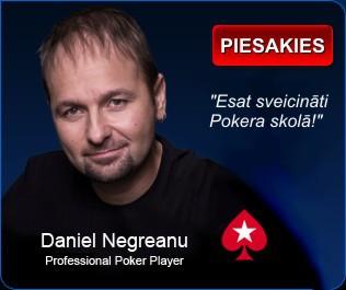 Pokera Skola: Esat sveicināti!