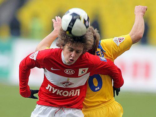 """Gaurača konkurents pārceļas, Ananidze pagarina līgumu ar """"Spartak"""""""
