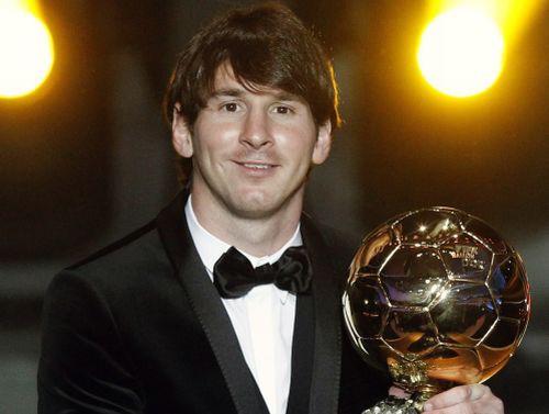 Mesi - pasaules labākais futbolists 2010.gadā