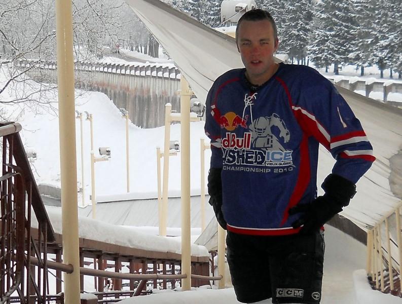 """Žurnālists Tripāns pārstāvēs Latviju """"Red Bull Crashed Ice"""""""