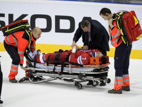 IIHF direktorāts izskatīs Kuldas spēka paņēmienu