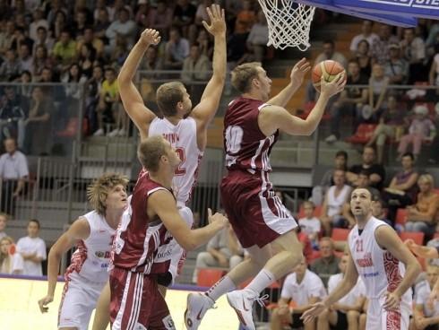 Latvija arī Jelgavā zaudē Krievijai